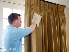 Curtain Cleaning - Ayrshire & Glasgow